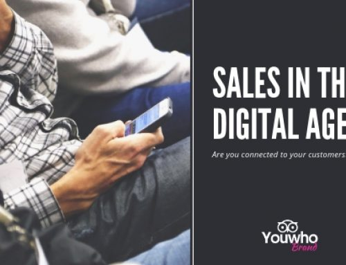 Sales in the Digital World