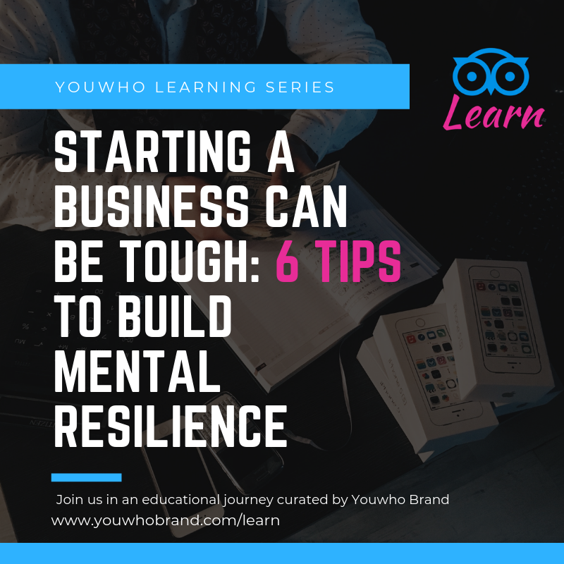 Youwho Learn Mental Resilience