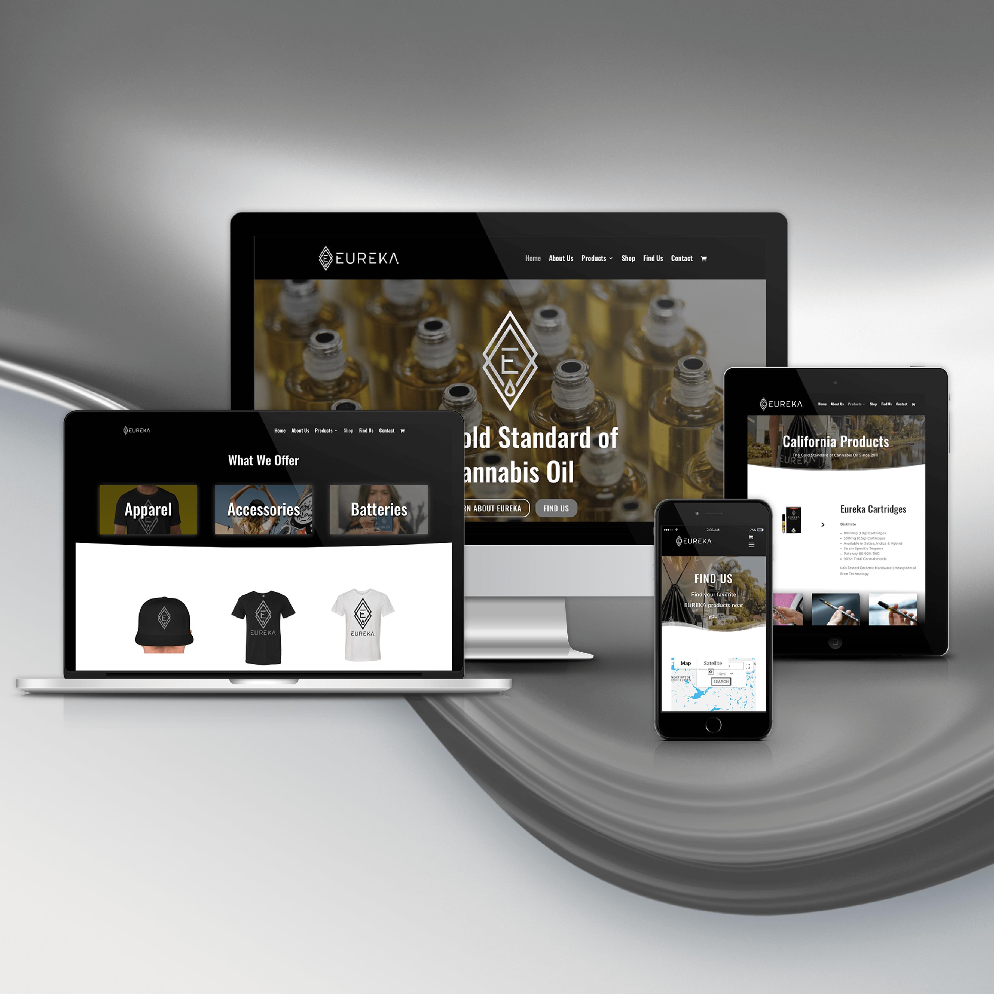 Website Service YouWho Digital