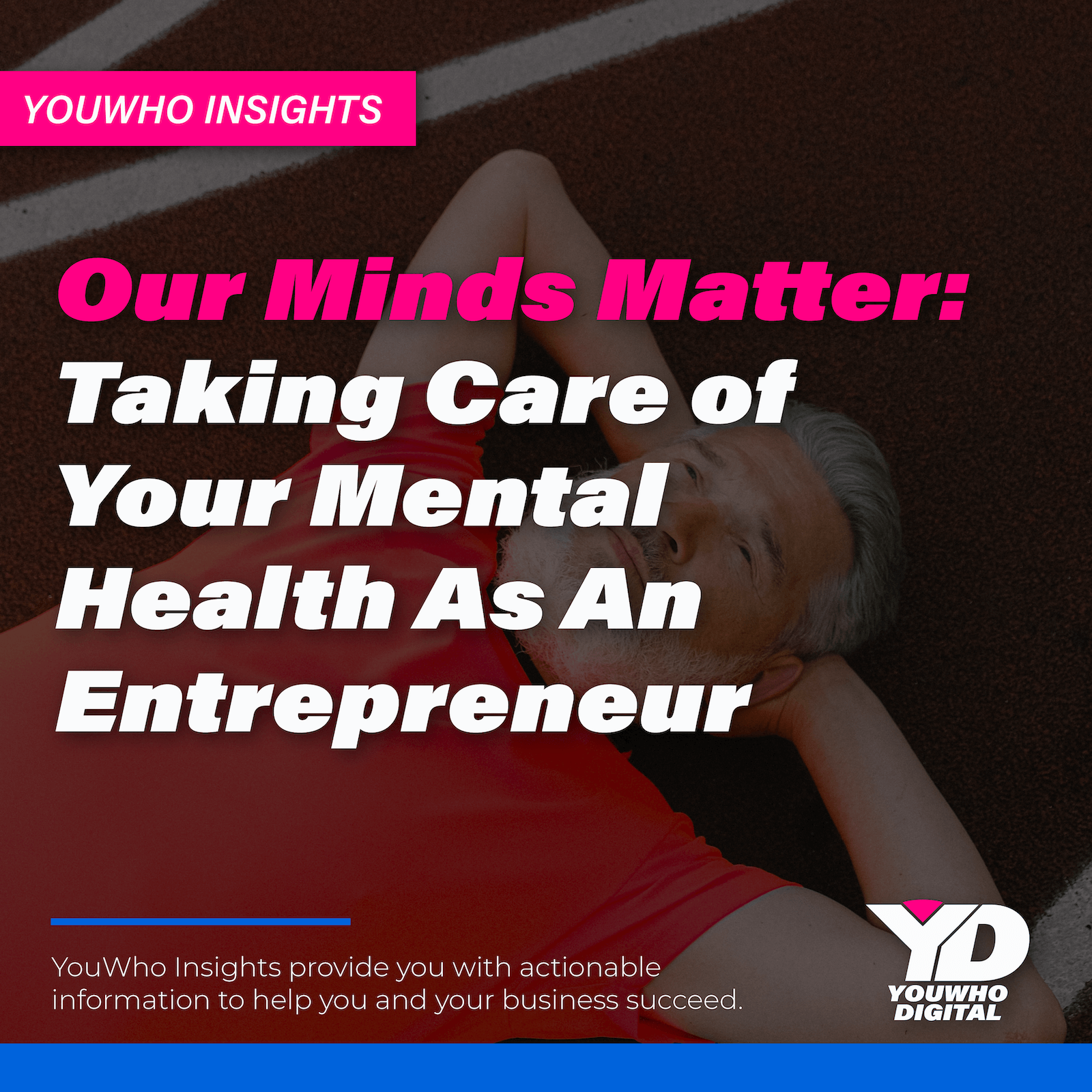 Mental Health for Entrepreneurs
