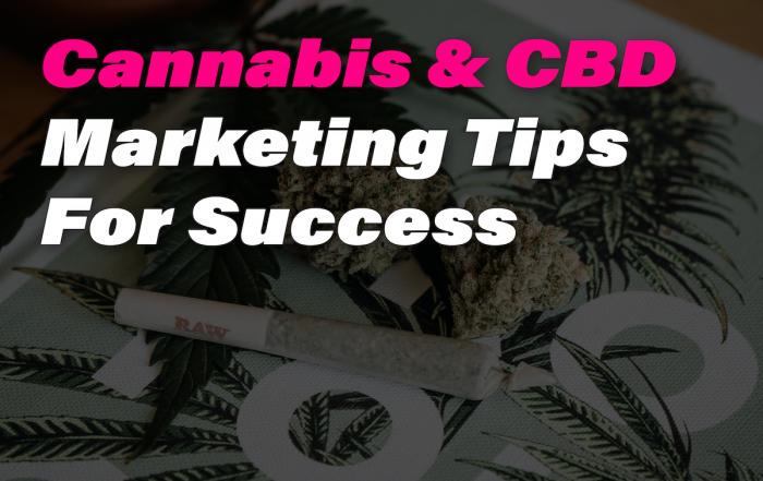 Cannabis CBD Marketing