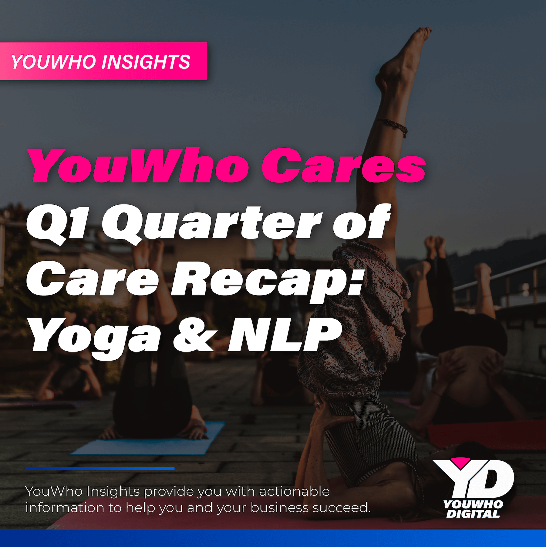 Youwho Cares NLP Yoga
