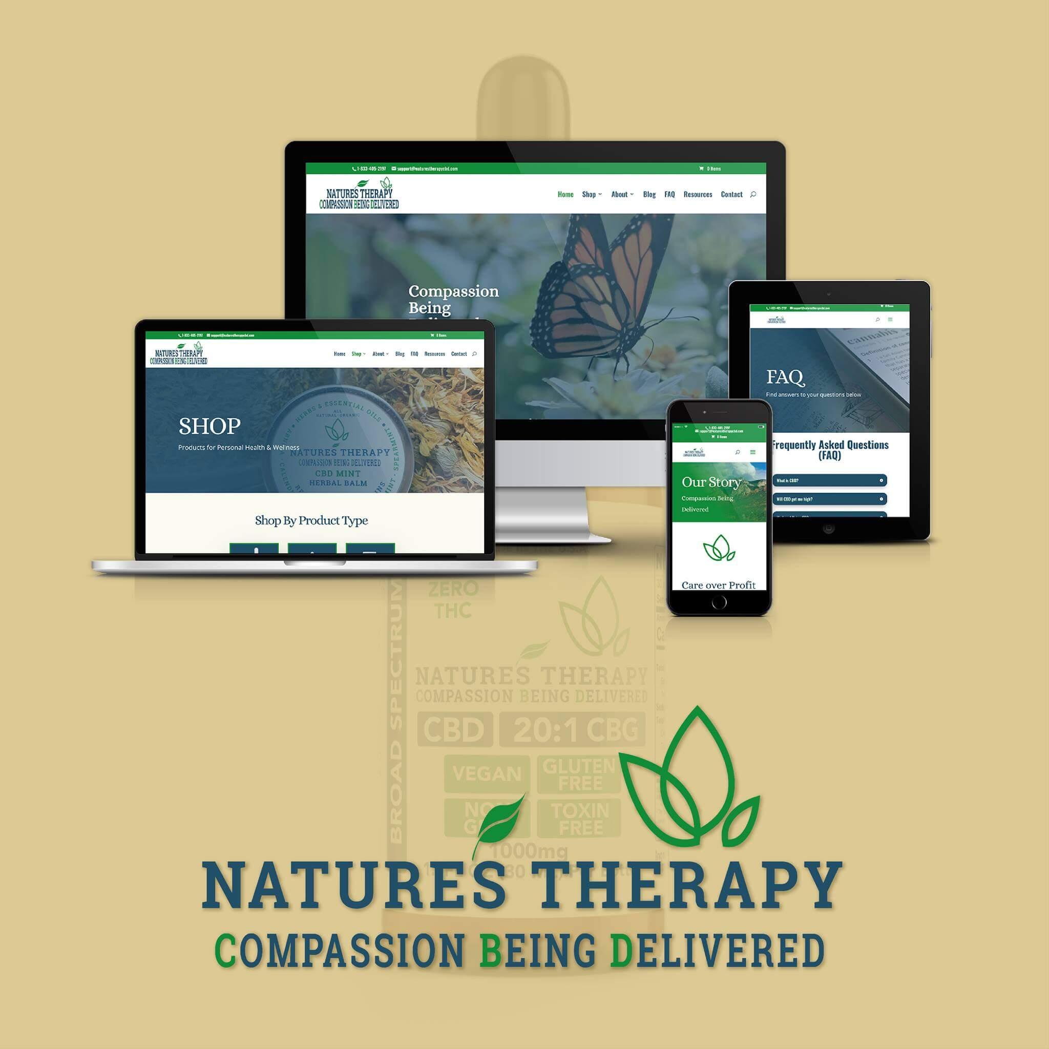 Nature's Therapy CBD